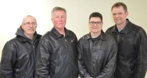 Get to know Team PEI men competing at the 2017 Travelers Canada Curling Ch'ship (Curling Canada)