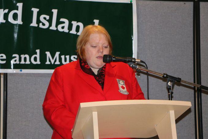 Angela Hodgson, Curling Canada Governor