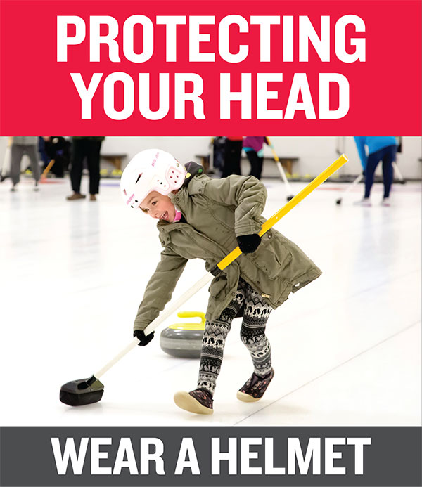 Curling Canada Helmet Use Recommendations