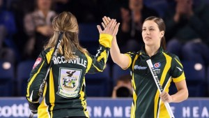 Anybody's game at women's Road to the Roar in Summerside (TSN.ca)