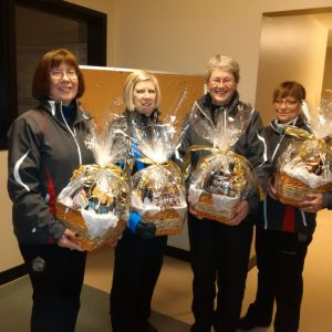 Sandy Hope rink wins 5th annual Masters Plus Bonspiel at Cornwall