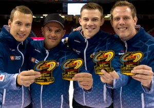 Team Bottcher completes Trials field with Home Hardware Road to the Roar triumph (Curling Canada)