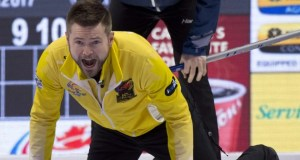 McEwen beats Gushue and moves on to Roar of the Rings Men's final (Curling Canada)