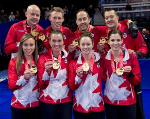 Team Gushue among rinks at 2018 WFG Continental Cup, kicking off Thursday in London, Ont. (Curling Canada)