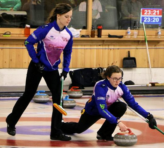 Lenentine (5-1) advances to Championship Pool at New Holland Canadian Juniors (Curling Canada)