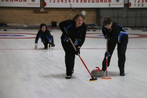 PEI Seniors Ch'ships pictures from Friday evening draw