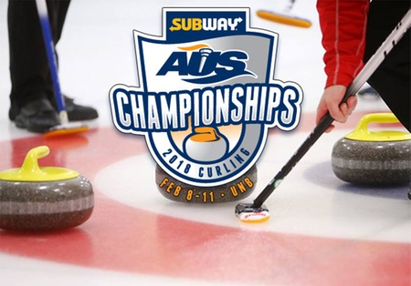 AUS University Curling Ch'ships @ CFB Halifax Curling Club