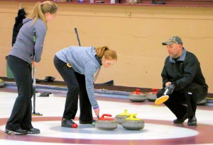 PEI Mixed Doubles Ch'ship Opening Draw photos