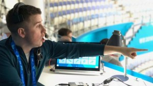 Charlottetown's Robbie Doherty scores prime Olympic curling seat with TV job (CBC PEI)