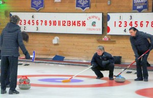 """Cornwall's Hope and Berry win PEI Seniors """"A"""" sections and ch'ship round berths"""