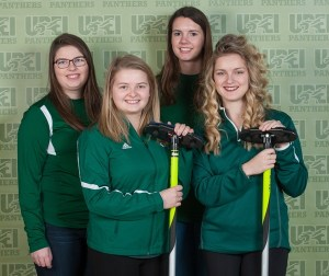 UPEI Women Panthers finish Round Robin tied for first, and advance to AUS Playoffs