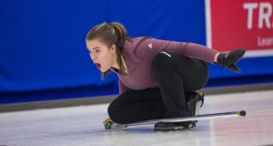Holland College slips to 1-5 after close battle with Niagara at Collegiate Ch'ships (Curling Canada)