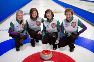 Curling Canada photos from Everest Canadian Seniors