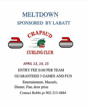Annual Meltdown funspiel at Crapaud April 13-15