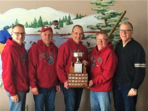 PEI drops opener to former national champ at Canadian Firefighters