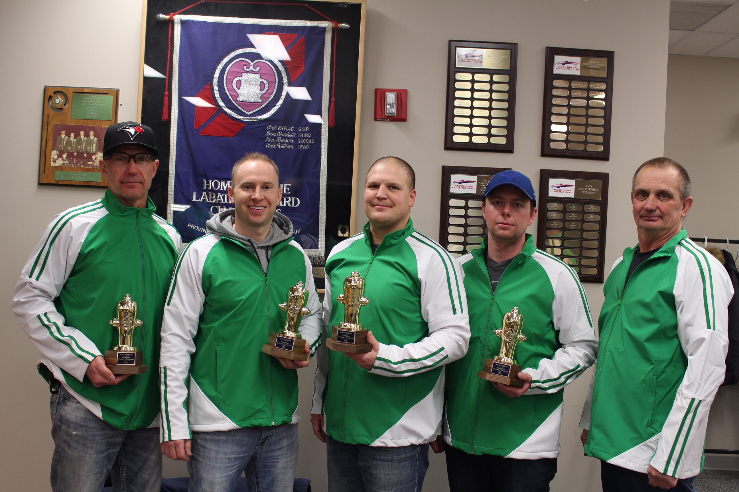 058077d31ab66 Team Saskatchewan edges defending champ to win Canadian Firefighters ...