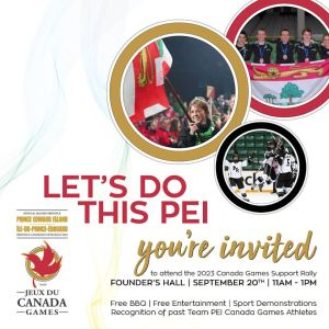 Public invited to Thursday rally in support of 2023 Canada Winter Games