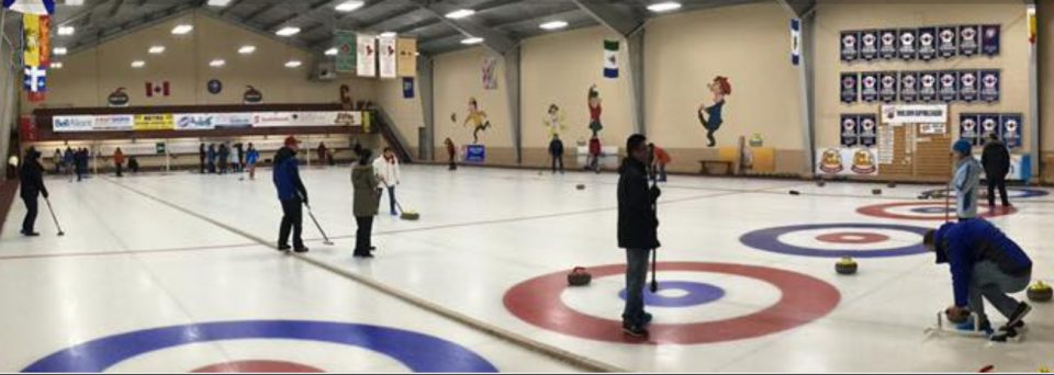 Ch'town Curling Club launches new season, new website. Registration starts Thursday.