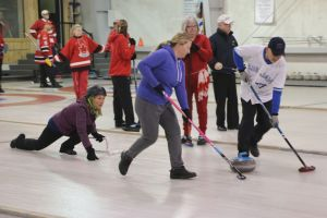 Curling starts Oct. 15 at Cornwall. Seniors Learn to Curl, Mixed Doubles, Online Registration are new this season