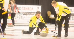 PEI Men are 2-0 and on livestream this afternoon,  PEI Women are 0-3 at the Travelers. Curl PEI/Curling Cda.