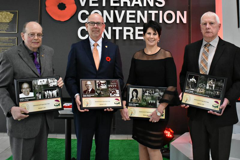 P.E.I.'s Sports Hall of Fame welcomes four diverse champions with an evening celebration (Guardian)