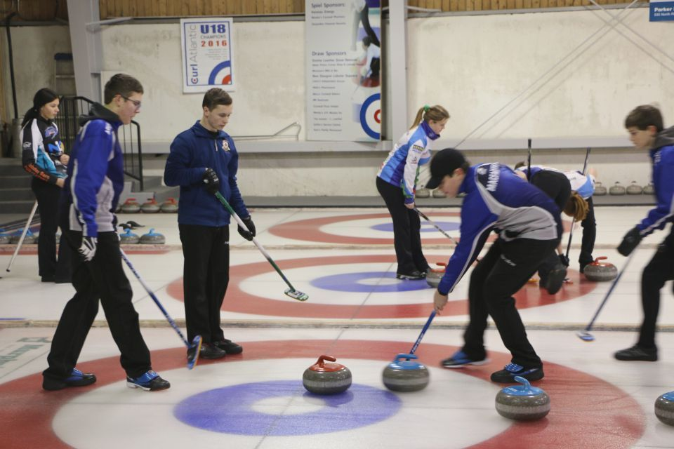 PEI Canada Games Finals - Draw Two results and photo gallery
