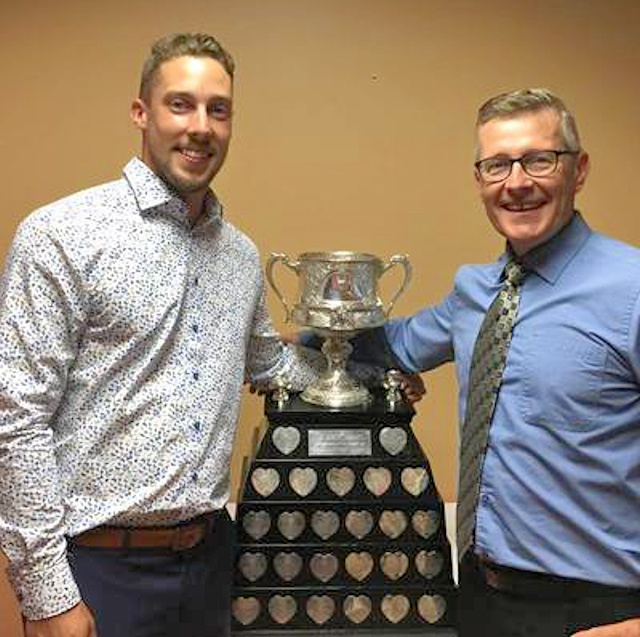 Brett Gallant up for Male Athlete, Peter Gallant to receive Coach of the Year honours at 45th annual Sport PEI Awards