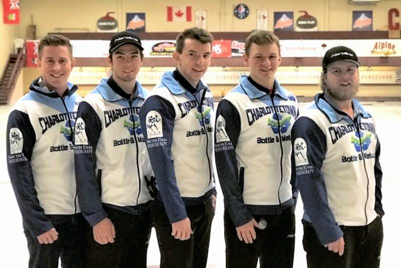 P.E.I. rinks ready for Canadian junior curling championships (Journal)