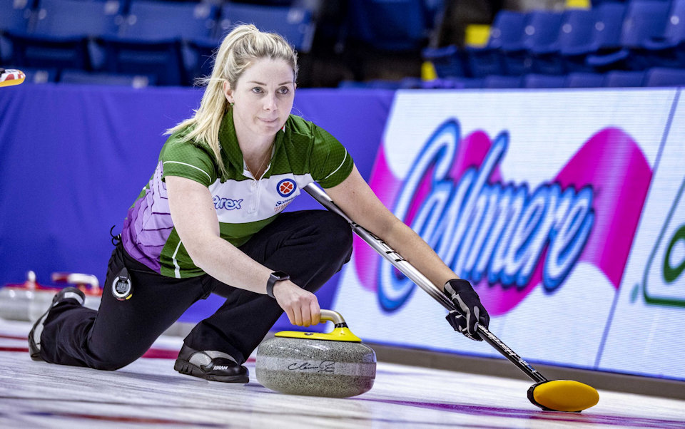PEI is in the Scotties Feature Game vs Team Wild Card on TSN 3 Sunday at 2:30 Atlantic
