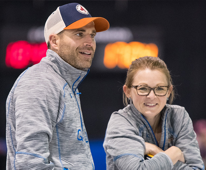 Playoffs set at 2019 Canadian Mixed Doubles, Peterman/Gallant in Qualification game this afternoon (Curling Canada)