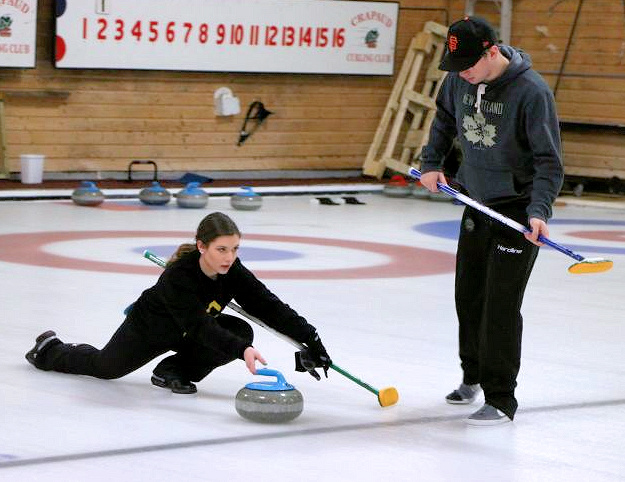 PEI's O'Connor/Abraham duo lose nationals opener. 1 pm Wed. game to be on CBC Live Stream