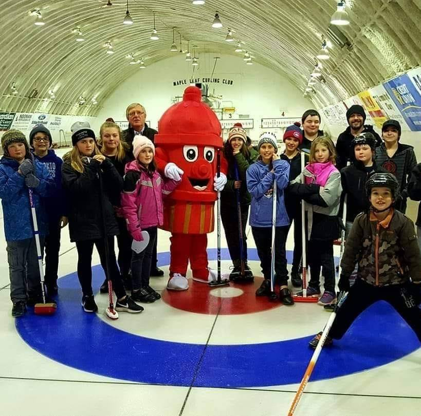 Maple Leaf C.C. School Age Registration this Friday, Saturday @ Maple Leaf Curling Club