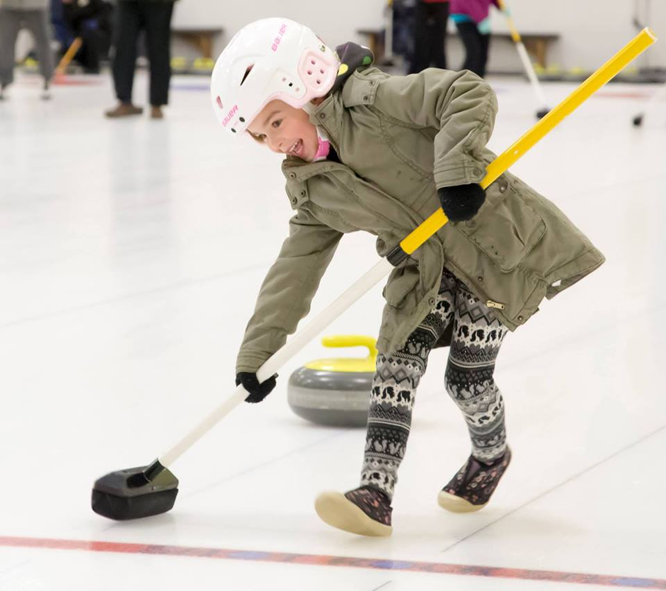 FREE Curling 101 session (Resched. to Nov. 16) @ Charlottetown Curling Complex
