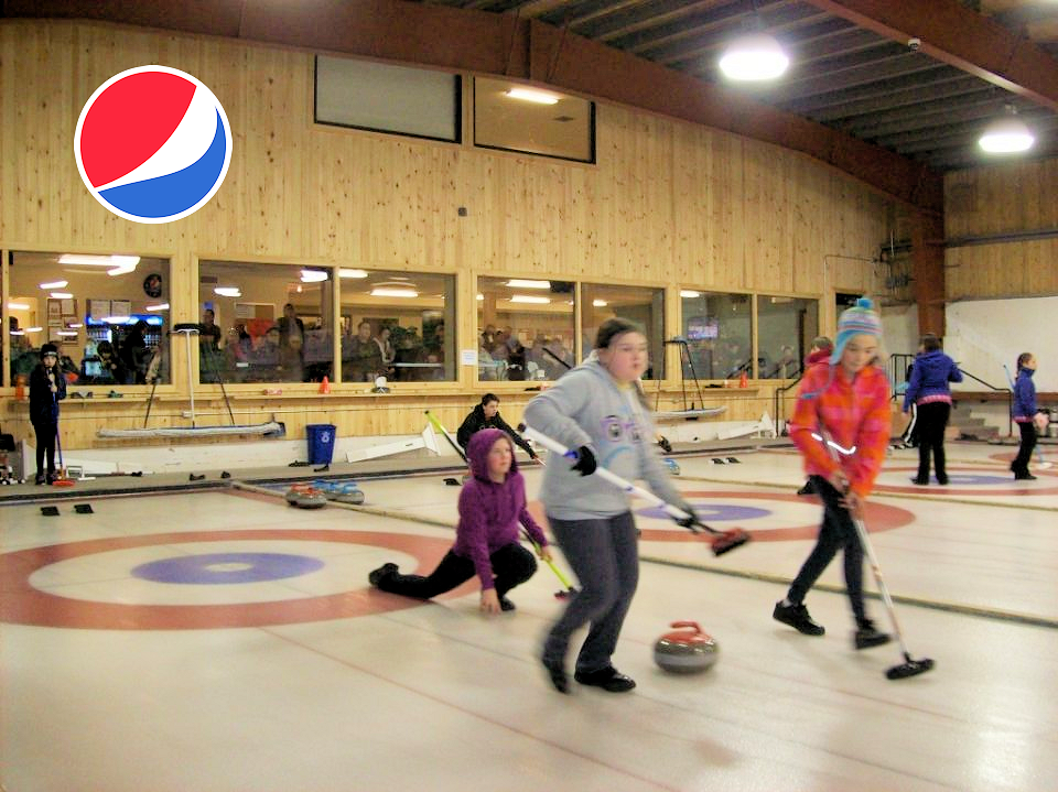 Pepsi U16 Jr. Developmental League @ Cornwall Curling Club