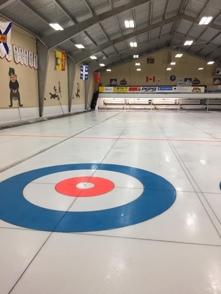 Drop-in Curling 6, 7, 8 pm @ Charlottetown Curling Complex