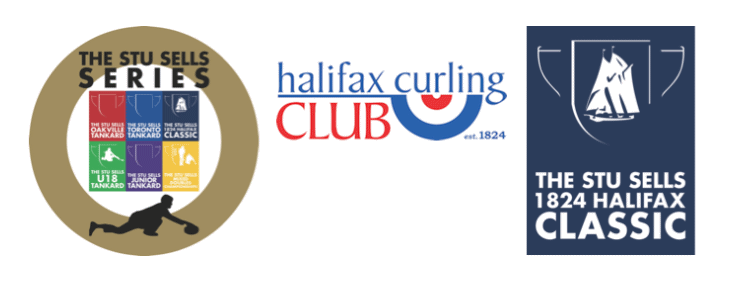 Stu Sells 1824 Halifax Classic @ Halifax Curling Club