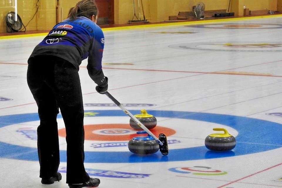 Monctonian Challenge Women's Division @ Curl Moncton