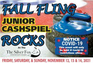 Fall Fling Junior Cashspiel @ Silver Fox Curling Club