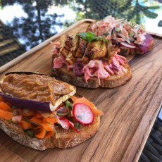 It's Open Faced Sandwich 3 Way!