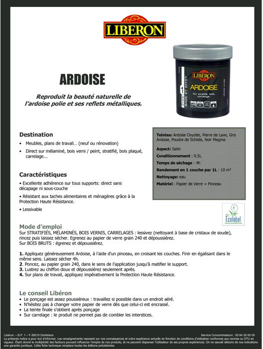 Produit Liberon Trendy Liberon Agrandir Limage With