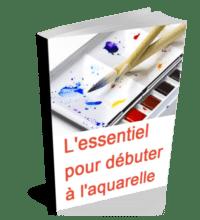 cours aquarelle débutant gratuit