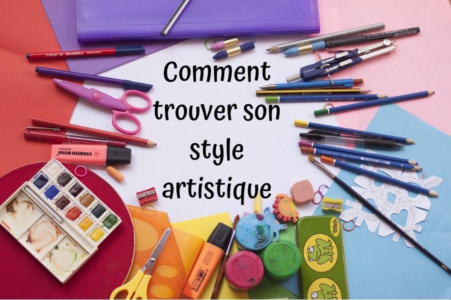 Read more about the article Comment trouver son style artistique