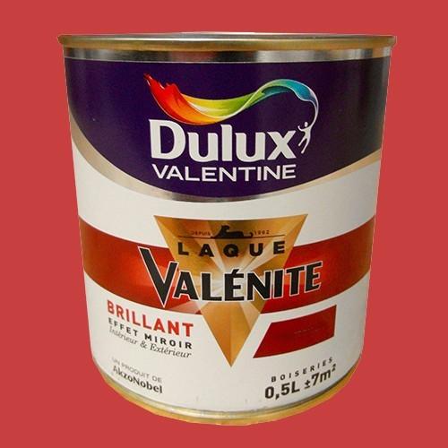 DULUX VALENTINE Laque Valnite Brillant Rouge Andalou Pas
