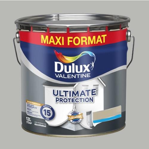 DULUX VALENTINE Peinture Faade Ultimate Protection Blanc