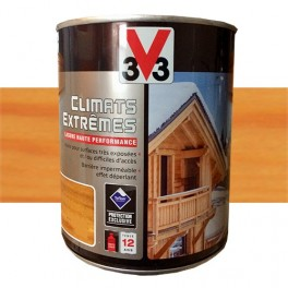 v33 lasure climats extremes 12ans chene clair np