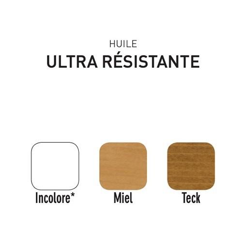 v33 huile ultra resistante plan de travail incolore mat