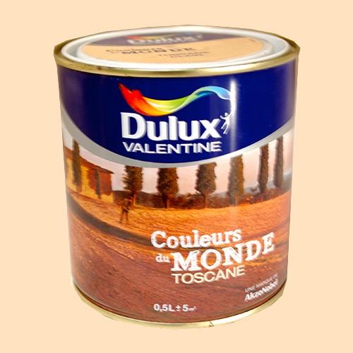 DULUX VALENTINE Couleurs Du Monde Toscane Pastel Pas Cher