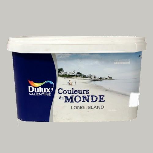 DULUX VALENTINE Couleurs Du Monde Long Island Clair Pas