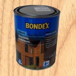 bondex lasure tous bois exterieur 8 ans incolore