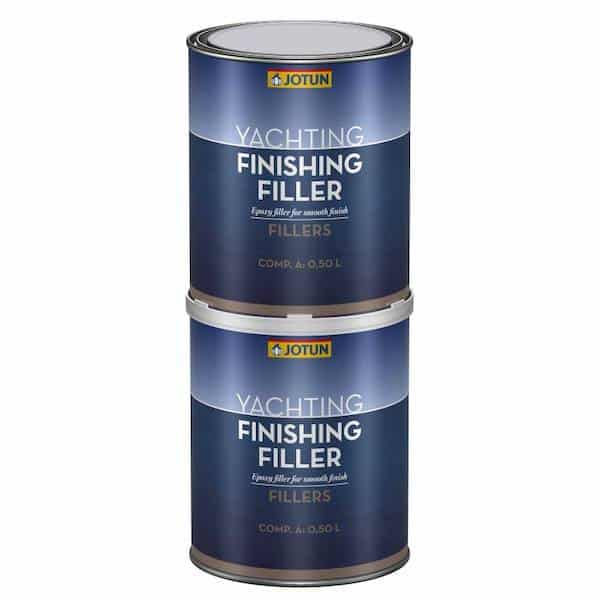 Jotun Yachting FINISHING FILLER - Epoxy filter pour finitions